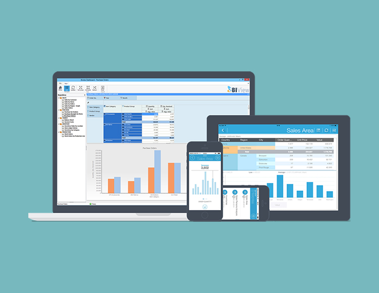 product management of business intelligence desktop tool